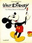 Finch, C., - Walt Disney. Van Mickey Mouse tot Disneyland