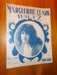 POLLOCK, MURIEL, - Marguerite Clark Waltz.