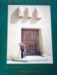 Gouverneur, Haajar fotografie  - Calligrafie door Mohamed Zakariya - Doors of the kingdom