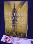 Chabon, Michael - De wonderlijke avonturen van Kavalier & Clay