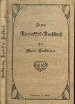 Buchmeier Marie  Kochen und Genießen - Neues Kartoffel - Kochbuch - 169 Originalrezepte