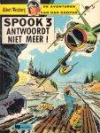 Weinberg, A. - Dan Cooper 11, Spook 3 Antwoord Niet Meer !, softcover, zeer goede staat