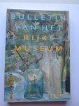 Jansen, Guido (e.a.) (red.) - Bulletin van het Rijksmuseum. Jaargang 49, 2001 - nummer 2-3 (dubbelnummer). Themanummer gewijd aan het afscheid van Peter Schatborn, 33 jaar verbonden aan het Rijksprentenkabinet.