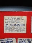 Vandersteen W. - De familie Snoek groeit aan