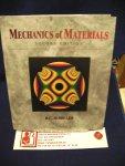 Hibbeler, R.C. - Mechanics of Materials / second edition