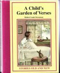 Stevenson, Robert Louis - A Child's Garden of Verses.(With manu coloured plates)