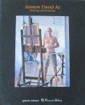 Amnon David Ar (signed) - Amnon David Ar : Paintings and Drawings