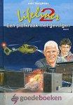 Burghout, Adri - Lifeliner 2, Plofkraak met gevolgen, deel 8 *nieuw* --- Serie Lifeliner 2, deel 8
