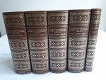 - De Encyclopedie van Diderot en D'Alembert. (1762 - 1777). Alle platen 5 delen