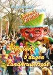 Koos van Dijk ea. - De geschiedenis van het carnaval, Hoogland 5 dagen zandkruuersgat