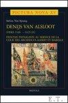 Van Sprang - Denijs van Alsloot (vers 1568? - 1625/26) Peintre paysagiste au service de la cour des archiducs Albert et Isabelle. 2 VOLUMES