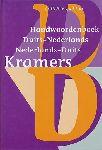 Coenders, drs. H. - Kramers handwoordenboek Duits-Nederlands / Nederlands-Duits.