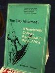 Omer-Cooper, J.D. - The Zulu Aftermath ; A Nineteenth-Century Revolution in Bantu Africa