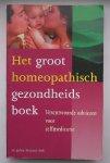 HANEVELD, G.T., - Het groot homeopathisch gezondheidsboek.