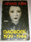 Nin, Anaïs - Dagboek 1939-1944
