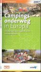 Meeusen Hans  met  Ageet Adriani - Campings onderweg in Europa .. 418 Campings langs doorgaande routes 322 camperplaatsen