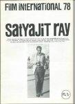 - Satyajit Ray