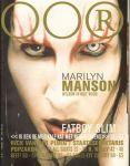 Diverse auteurs - Muziekkrant Oor, 2000, nr. 23 , met o.a. MARILYN MANSON, BEEF, FATBOY SLIM