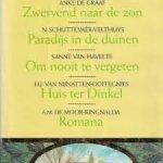 Graaf, Anke de, N. Schuttevaêr-Velthuys, Sanne van Havelte, H.J. van Nijnatten-Doffegnies en A.M. de Moor-Ringnalda - Gouden Vijf (omnibus met 'Zwervend naar de zon', 'Paradijs in de duinen', 'Om nooit te vergeten', 'Huis ter Dinkel' en 'Romana')