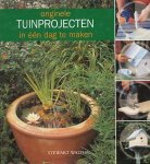 Walton, Stewart - Originele tuinprojecten in één dag te maken.