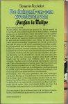 Rochefort, Benjamin - DE DUIZEND-EN-EEN AVONTUREN VAN FANFAN LA TULIPE. Een onvergetelijke schelmenroman vol intriges en avonturen. Een kostelijk spannend en ontspannend boek