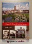 Sinke, J.P. - Een kleine wolk als eens mans hand --- Vijftig jaar Gerefomeerde Gemeente Deventer  1964 - 2014