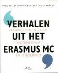 Büller, Hans; Hennie Koeken en Theo Lankamp (ds1280) - Verhalen uit het Erasmus MC. Veranderen in  zorg, wetenschap en onderwijs