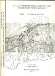 Chr. de Bont  & A.D.M. Veldhorst - Atlas van perceelsnamen in het Gelders Rivierengebied Deel 1 : De Midden-Betuwe