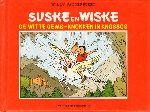 Vandersteen, Willy - De Witte Gems- Knokken in Knossos, kleine hardcover, omkeerstrip