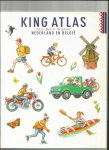 redactie - King Atlas Nederland en België; Pays-Bas et Belgique