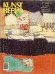 Duister Frans en Ludo Bekkers  &  Ed Winger - Kunstbeeld - tijdschrift voor beeldende kunst  .. met tweemaal Lucebert en Wim Oeps herontdekt