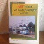 Huizer, F.C.G. - Ret portret van een vervoerbedrijf / 1968-1992 / druk 1