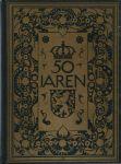 Koningshuis - Zijne Excellentie Jhr. Mr. F. Beelaerts van Blokland - Vice-President van de Raad van State (Inleiding) - VIJFTIG JAREN - OFFICIEEL GEDENKBOEK TER GELEGENHEID VAN HET GOUDEN REGERINGSJUBILEUM VAN HARE MAJESTEIT KONINGIN WILHELMINA, HELENA, PAULINE, MARIA, 1898-31 AUGUSTUS 1948