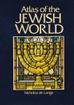 de Lange, Nicholas - Atlas of the Jewish World