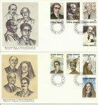 Kavafis, K.P./ Kooij, Peter/ Warren, Hans - Dagen. Gedichten. Linoleumsneden Peter Kooij (PLUS Kavafis-cadeautje)
