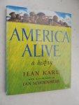 Karl , Schoenherr - America Alive a history