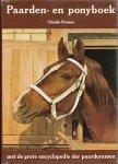 Persson, Claudia - Paarden- en ponyboek. Met de grote encyclopedie der paardenrassen.