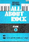 Beeftink, Herma - All about rock. Boek 1