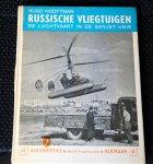 Hooftman, Hugo - Russische vliegtuigen - De luchtvaart in de Sovjet-Unie