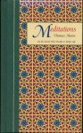 Thomas Moore - Meditations: on the monk who dwells in daily life