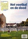 Diverse auteurs - Hard Gras nr. 37, voetbaltijdschrift voor lezers, december 2003 o.a. Het Voetbal en de Dood, 109 pag. paperback, gave staat
