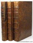 (FRANCOIS & PIERRE  PITHOU (PITHOEUS),  NICOLAS BRULART, CLAUDE FAUCHET, BENIGNE MILLETOT, PIERRE DUPUYS etc..) - Traitez (traité) des droits et libertez (libertés)de l'Eglise Gallicane. 2 vols. 1731. And: Preuves des libetez de l'Eglise Gallicane. Troisième  édition. 1 vol. 1651, sur l'imprimé 1731.