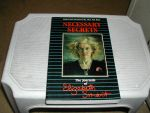 WART, ALICE  VAN - NECESSARY  SECRETS   THE   JOURNALS  OF              OF  ELIZABETH  SMART