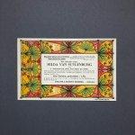 (Theo Nieuwenhuis) – Scheltema & Holtema's Boekhandel - Het bekende boek: Hilda van Suylenburg door C. Goekoop-de Jong van Beek en Donk […].