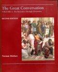 Melchert, Norman (ds1352) - The Great Conversation. Volume I: Pre-Socratics through Descartes