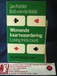 Kelder, Jan, Bob van de Velde - Winnende kaartwaardering Losing trick count