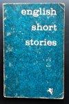 ingeleid en geannonteerd voor G.J. Visser - english short stories