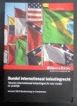 Merks, P.F.E.M / Ruys, H.Ph. / Stok, E.B. van der - Bundel Internationaal Belastingrecht Teksten internationaal belastingrecht voor studie en praktijk 2007/2008