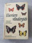 Higgins, Riley - Elseviers Vlindergids, met ca. 800 afbeeldingen in kleuren door B. hargreaves