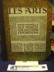 Thalasso, Adolphe & Louis Vauxcelles - Les Arts Revue Mensuelle des musées collection expositions jaargang 1911